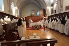 Ejercicios espirituales en Caleruega